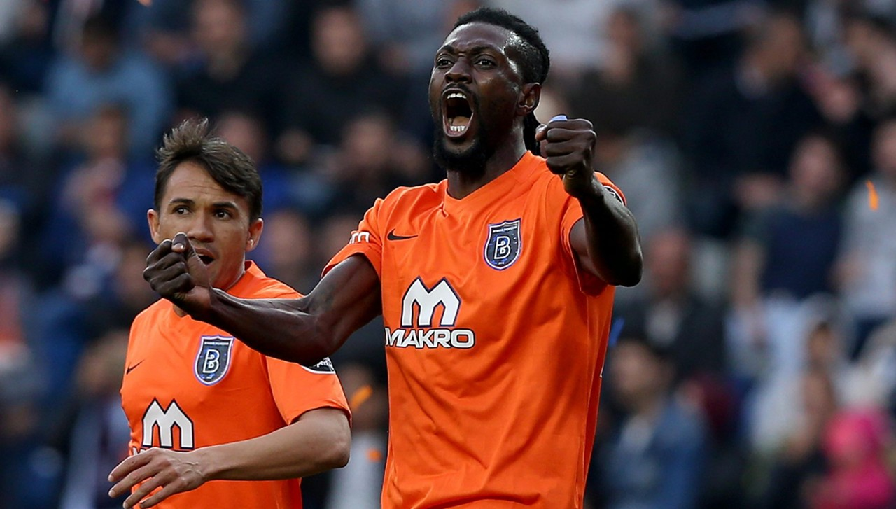 Adebayor joins Paraguayan side Olimpia from Turkey