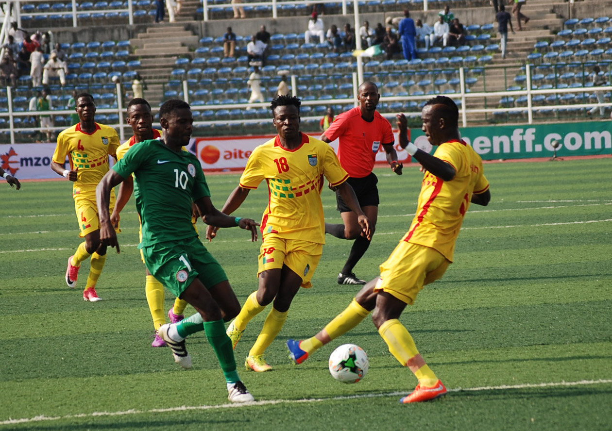Super Eagles AFCON foes hit Uyo Tuesday