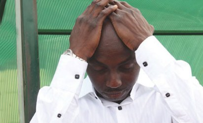 Siasia blasts government for neglecting him