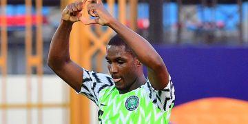 Super Eagles star makes CAF best eleven