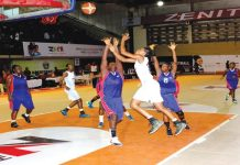 Women Basketball League: Blackgold  Defeats