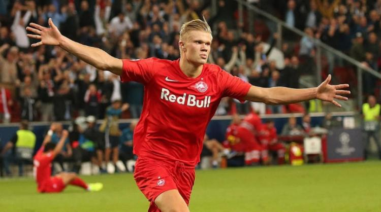 Haaland reportedly visits RB Leipzig, Dortmund as January switch nears