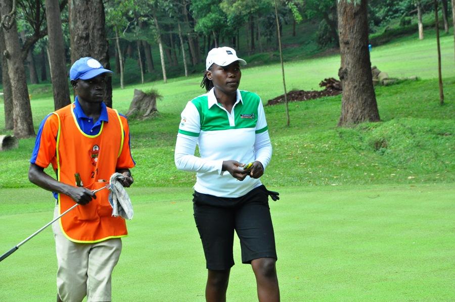 Nakalembe wins opening round at Nigeria Ladies Open Golf Championship