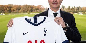 Jose Mourinho says he won't repeat Man United mistakes at Tottenham