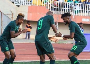 Chukwueze says unity, team-spirit handed Nigeria victory over Lesotho