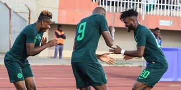 Chukwueze says unity, team-spirit handed Nigeria victory over Lesotho