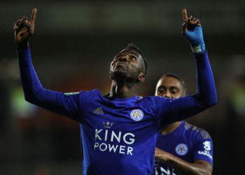 Leicester v Norwich: Iheanacho next Nigerian to hit Premier League 100 Club
