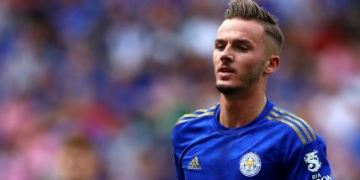 Leicester's Maddison set to pen new long-term deal amid United links