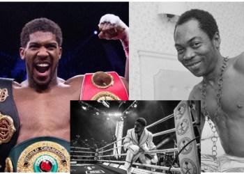 Video: Fela Kuti's track inspired Anthony Joshua to reclaim World titles