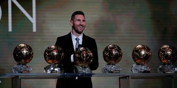 Messi to display Ballon d'Or award to fans before Mallorca match