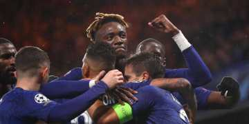 Chelsea 2-1 Lille: Abraham, Azpilicueta book last-16 spot for Blues