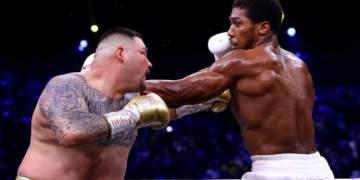 Joshua v Ruiz Rematch: Round 10