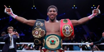 Ruiz vs Joshua rematch breaks UK pay-per-view records