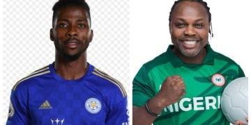 Ikpeba wants Iheanacho to keep working hard to remain in top form