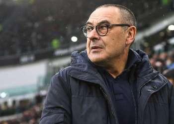 Sarri: Juventus red card changed everything against Lazio