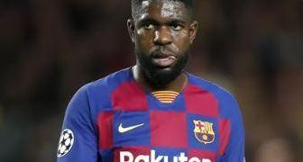Man City plotting massive move for Barcelona defender Umtiti