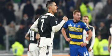 Serie A: Ronaldo's brace sends Juventus four points clear at the top
