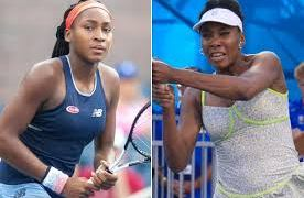 15yr-old American shocks Venus Williams at Australian Open