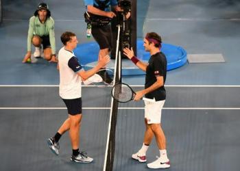 Federer says 'epics' keep him motivated after Australian Open thriller