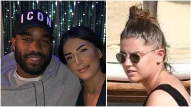 Arsenal striker Lacazette cheated on girlfriend with nightclub worker