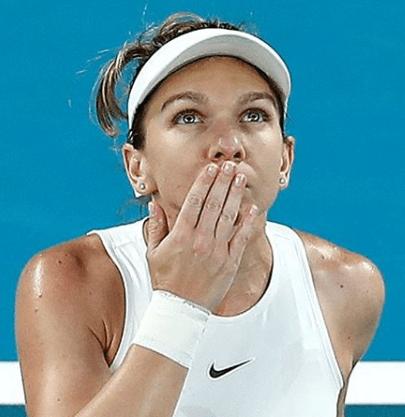 Wimbledon champ Halep stumps up for Australian Open win