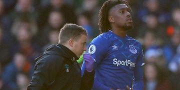 We won't risk Iwobi against Newcastle--Ancelotti