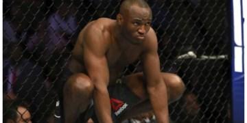 UFC Welterweight champion Kamaru Usman's Twitter account hacked