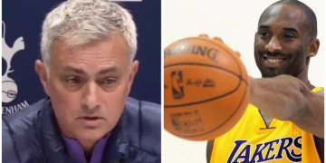 Here's how Mourinho quoted Kobe in his first press briefing at Tottenham
