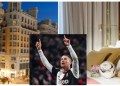 Ronaldo teases fans with images of new Madrid hotel