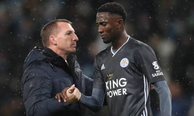 Rodgers concedes Leicester may lose Ndidi