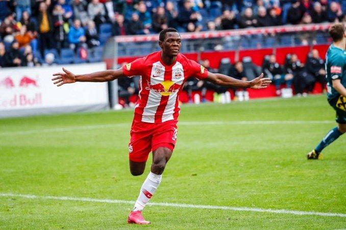Daka: I'm joining Leicester – my big dream