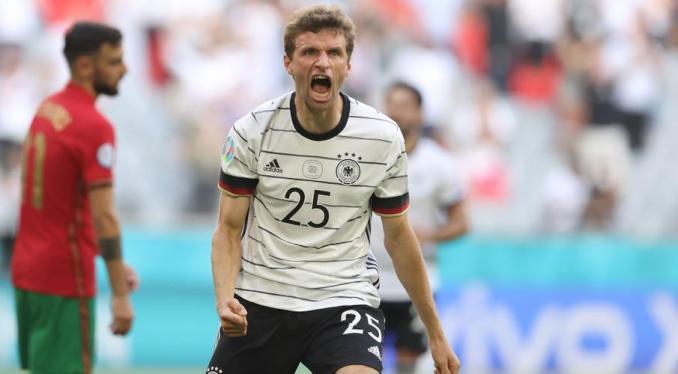 Euro 2020: Mueller declares himself fit for England showdown
