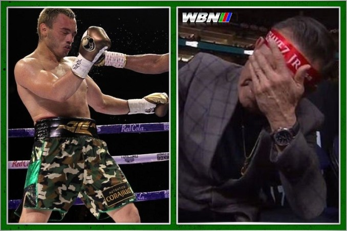 Julio Cesar Chavez to sons: Get up and fight or quit the scene!
