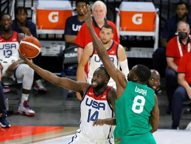 BREAKING: Nigeria shock US in pre-Olympic basketball friendly