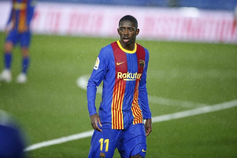 Barcelona consider Ousmane Dembélé U-turn following injury