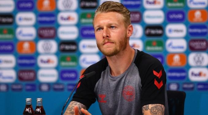 Euro 2020: Danes ready for 'war' against Czechs in quarterfinal