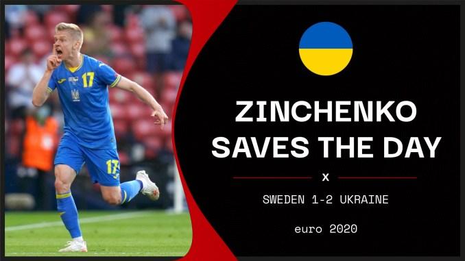 England vs Ukraine: It is operation fight to the finish- Zinchenko