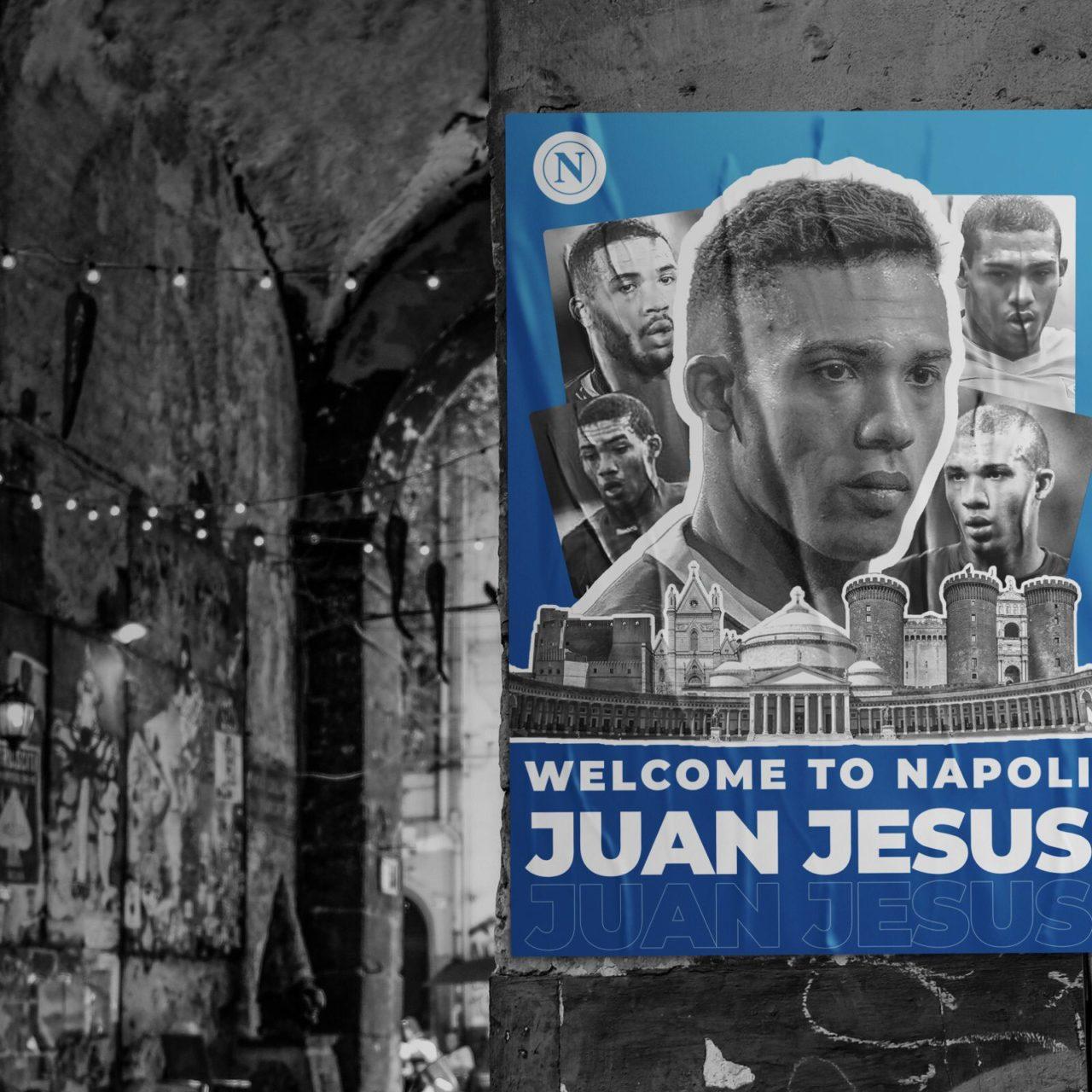 Serie A transfer: Jesus joins Osimhen's Napoli