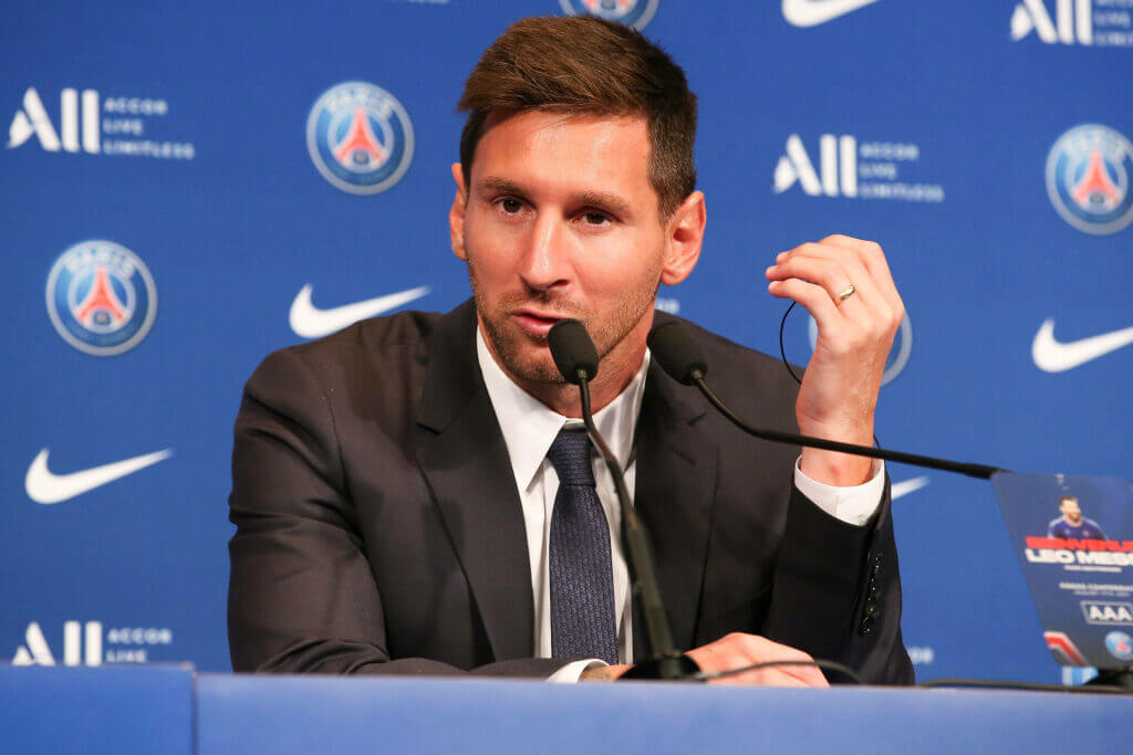 PSG's Ligue 1 rivals complain of injustice after Messi's transfer