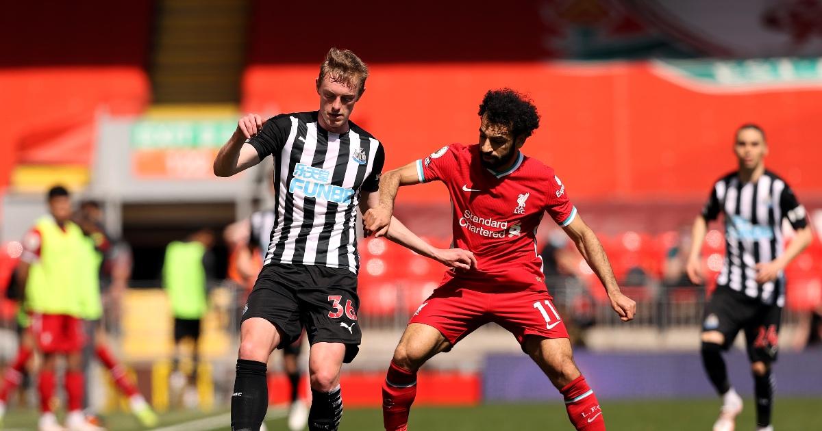 Newcastle slam £10m price tag on Longstaff