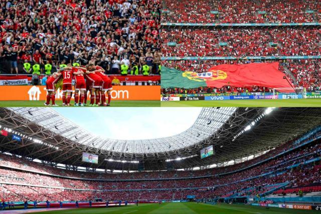 Hungary stadium