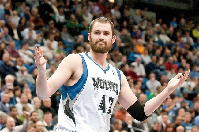 Should Minnesota Timberwolves trade Kevin Love this summer?