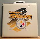 Pittsburgh Steelers Seat Cusion Bleacher Souvenir Vintage NFL 1996