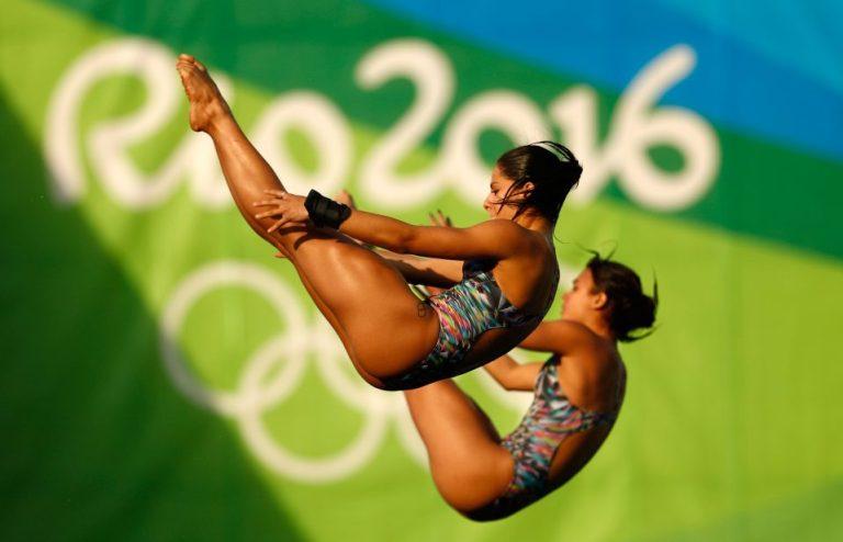 Ingrid Oliveira & Giovanna Pedroso - Brazilian Diver Duo - video dailymotion