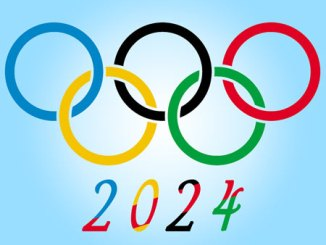 Olympic 2024 logo