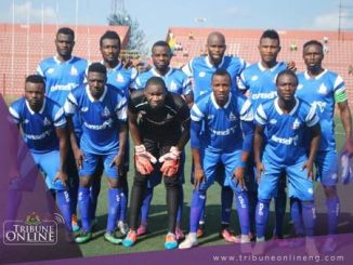 caf confederation cup - Rivers United
