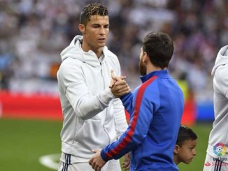 Ronaldo 'would beat Messi in a fight'