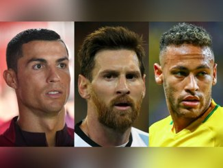 Here are the three finalists to win FIFA's The Best award