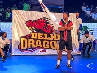 Ronaldinho scores incredible solo goal as Brazilian legend continues to shine in Indian Futsal League