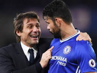 Conte thanks Costa: 'I'll never forget we won together'